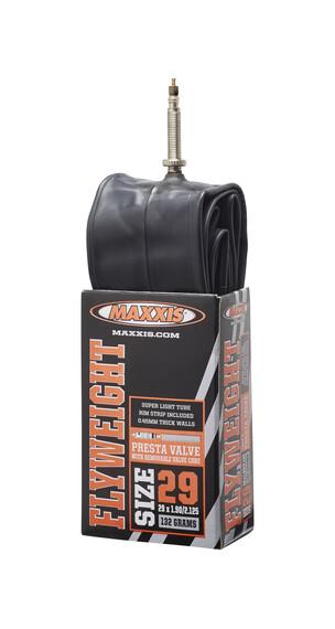 Maxxis Flyweight binnenband 29 x 1.90/2.125 SV zwart